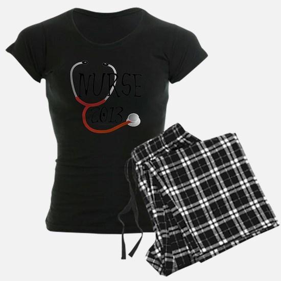 Nurse 2013 Announcement Pajamas