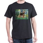 Bridge - Airedale #6 Dark T-Shirt