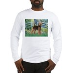 Bridge - Airedale #6 Long Sleeve T-Shirt