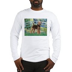Bridge - Airedale #6 Long Sleeve T-Shirt