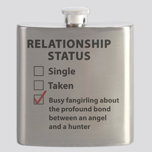 Relationship Status Wincest Flask