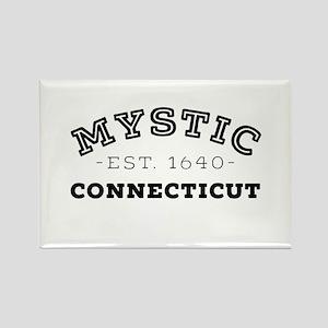 Mystic Connecticut Magnets