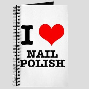 I Heart (Love) Nail Polish Journal