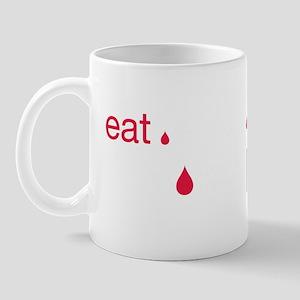 Eat Sleep Train Cure Mug