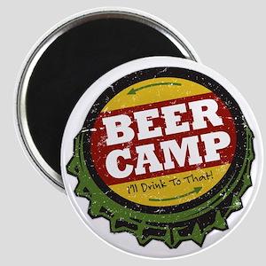 Beer Camp Magnet