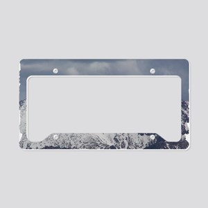 Pikes Pike License Plate Holder