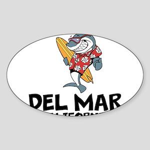 Del Mar, California Sticker
