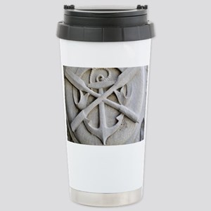 Hey, Sailor Stainless Steel Travel Mug