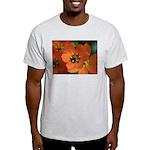 Orange Star Flower T-Shirt