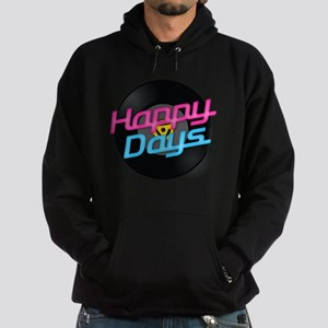 Happy Days Hoodie (dark)