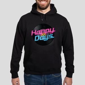Happy Days Hoodie (dark)