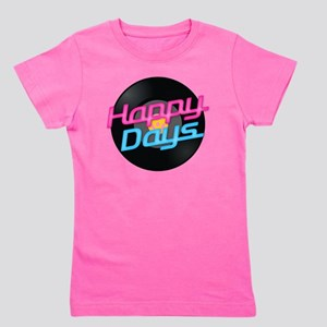 Happy Days Girl's Tee