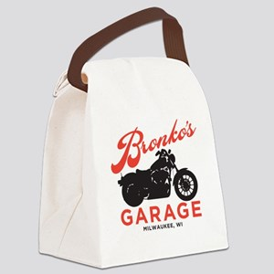 Bronkos Canvas Lunch Bag