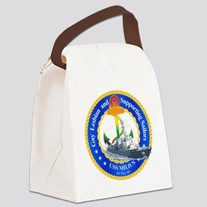 k Canvas Lunch Bag