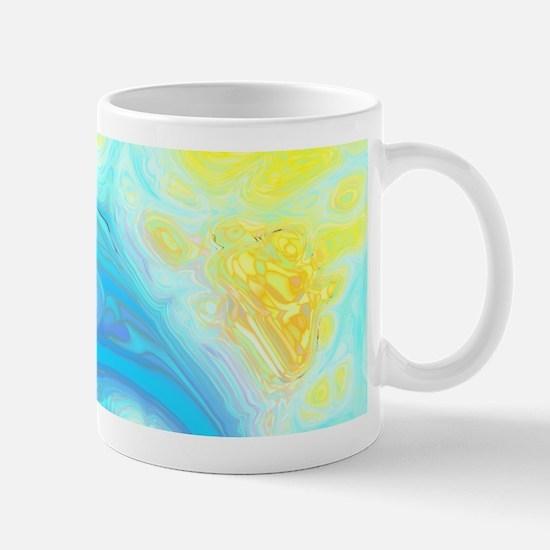 Streams Joy 36x11 Wall Peel-7700wx2567h Mug