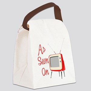 As Seen On TV Canvas Lunch Bag