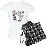 80th birthday T-Shirt / Pajams Pants