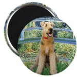 Bridge - Airedale #6 Magnet