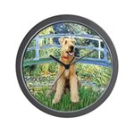 Bridge - Airedale #6 Wall Clock
