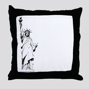 Government is not your Mother Throw Pillow