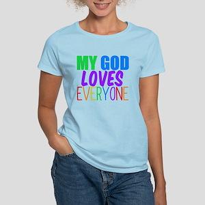 mygodrainbowwh T-Shirt