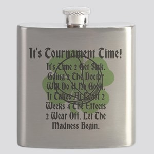 It's Tournament Time! It's Time 2 Get Sick.  Flask