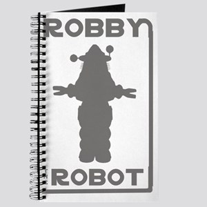 Robby the Robot Outline Journal