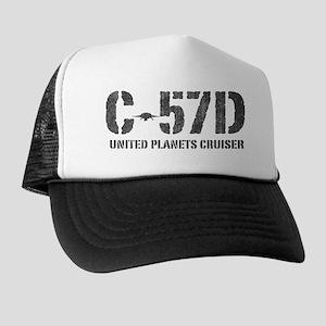 C-57D United Planets Cruiser Trucker Hat
