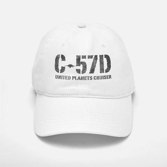 C-57D United Planets Cruiser Baseball Baseball Cap