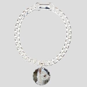 What's Up Alpaca Charm Bracelet, One Charm