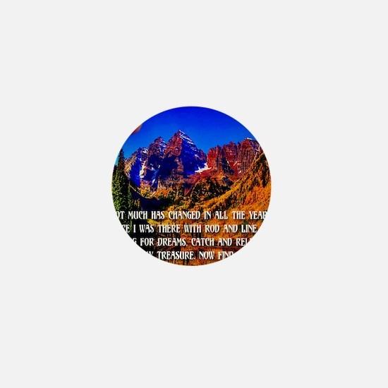 Find Your Treasure Mini Button