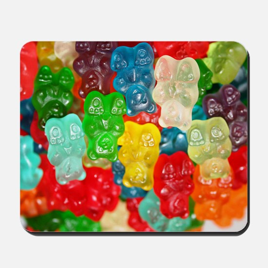 GUMMI BEARS Mousepad
