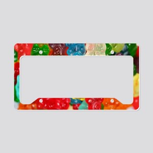 GUMMI BEARS License Plate Holder
