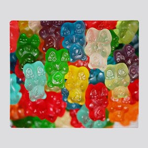 GUMMI BEARS Throw Blanket