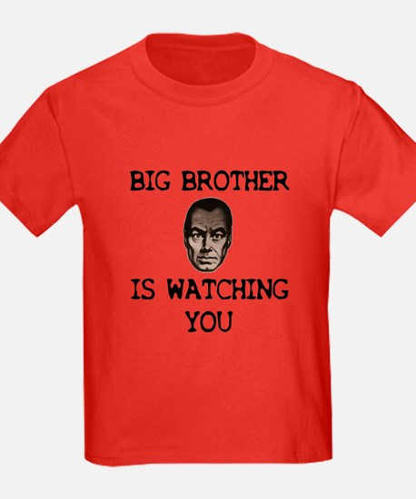 BIG BROTHER IS WATCHING YOU T