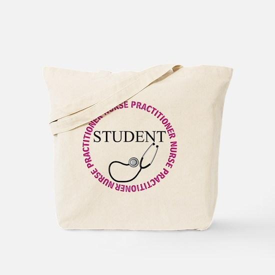 NURSE PRACTITIONER 4 STUDENT Tote Bag
