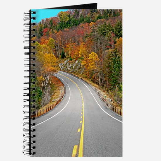 Winding Road 278 Journal