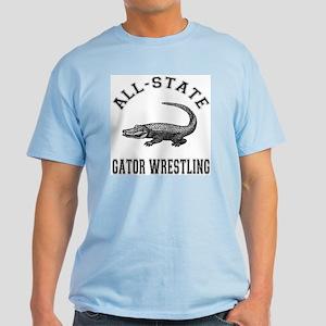 All-State Gator Wrestling Light T-Shirt