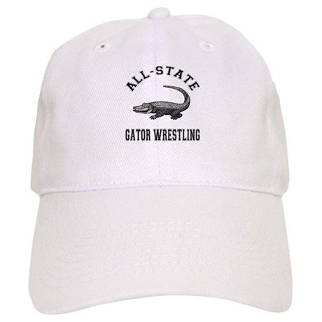 All-State Gator Wrestling Cap