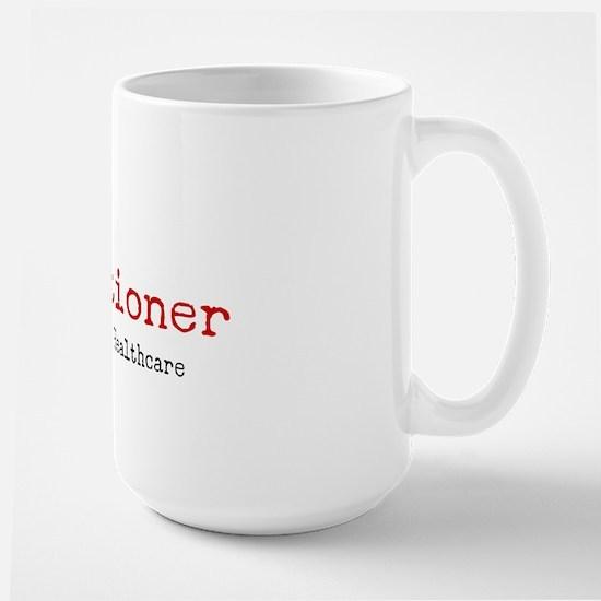 Nurse practitioner 3 Large Mug