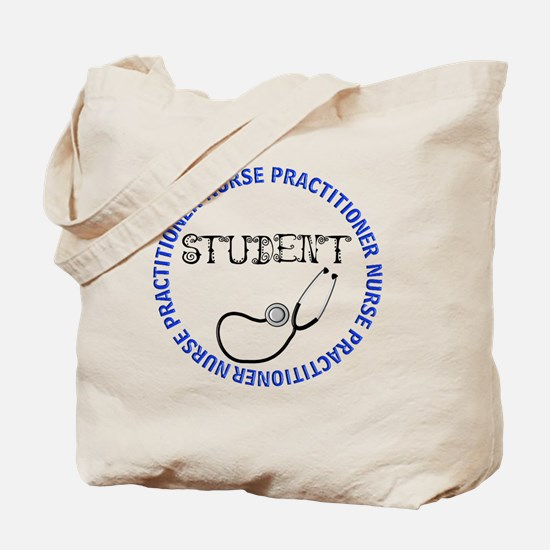 NURSE PRACTITIONER 5 STUDENT Tote Bag