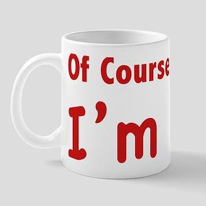 bobAlwaysRight1C Mug