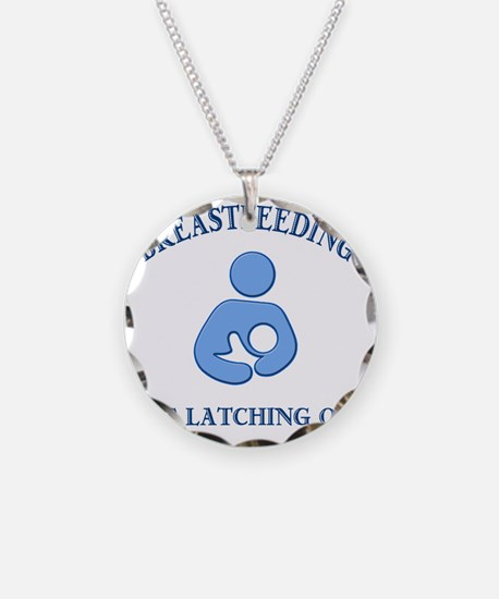 Latching on Necklace