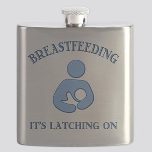 Latching on Flask