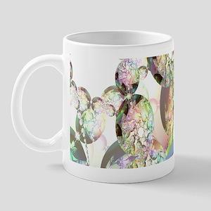 Wings of Angels Amethyst Crystals Mug