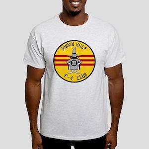 Tonkin Gulf F-4 Club Light T-Shirt