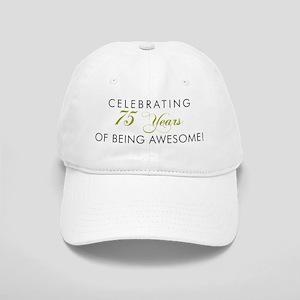 Celebrating 75 Years Cap