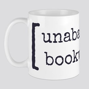 Unabashed Bookworm Mug