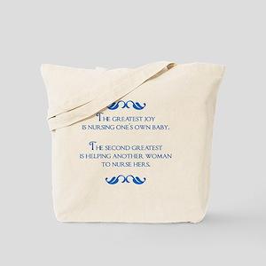 2-joy Tote Bag
