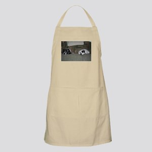 Bookends BBQ Apron